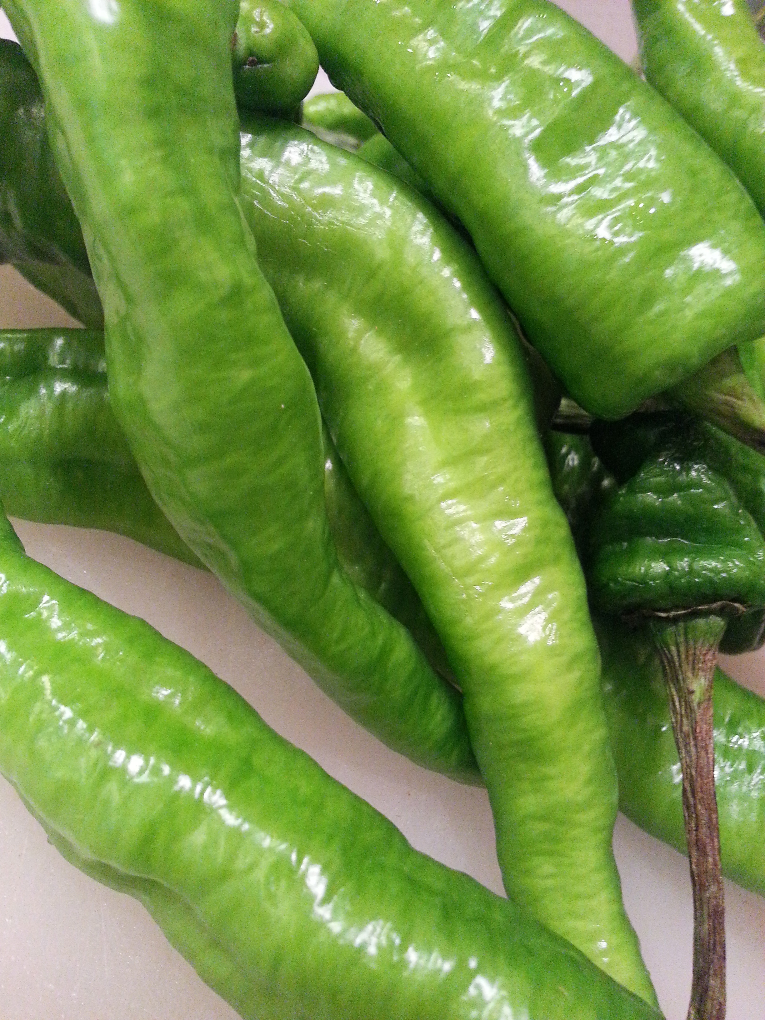 Image Gallery long hot peppers