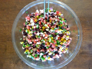 bowl of caviar