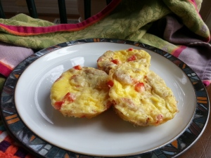 egg muffin plate