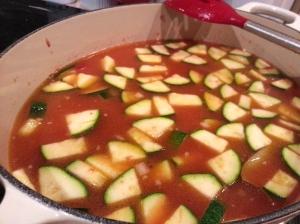 soup mixture